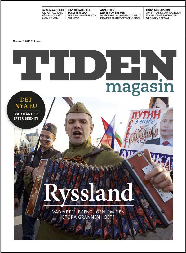 Tiden magasin: Tema Ryssland