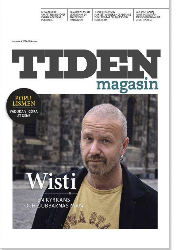 Tiden magasin: Tema Populism