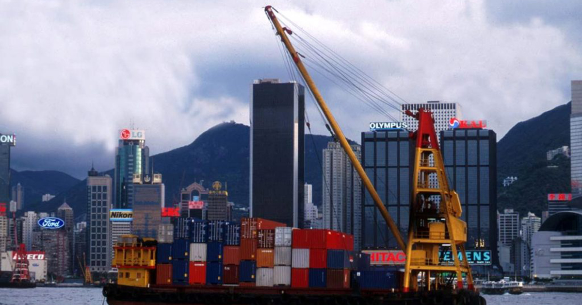 Globaliseringen går på tomgång
