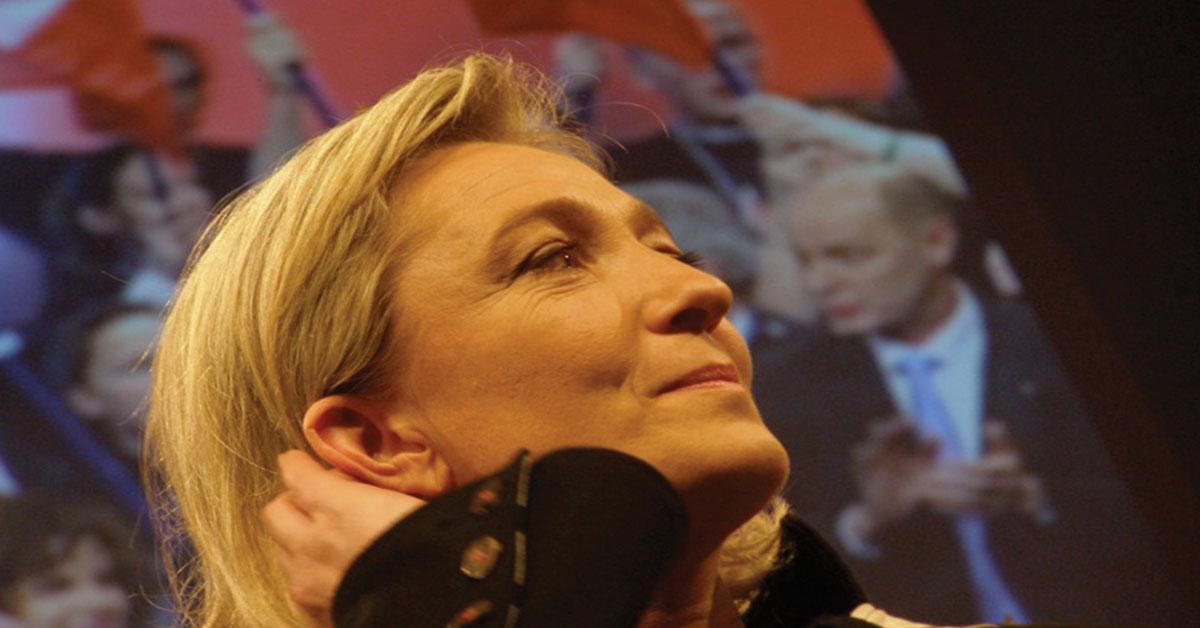 Frankrikes valsystem kan stoppa Le Pen