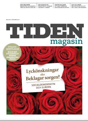 Tiden magasin: Tema Socialdemokratin i Europa