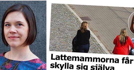 Nej mammorna lever inget lyxliv, Steijer