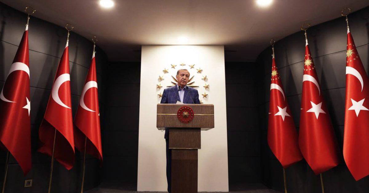 """""""EU:s undfallenhet ger Erdoğan legitimitet"""""""