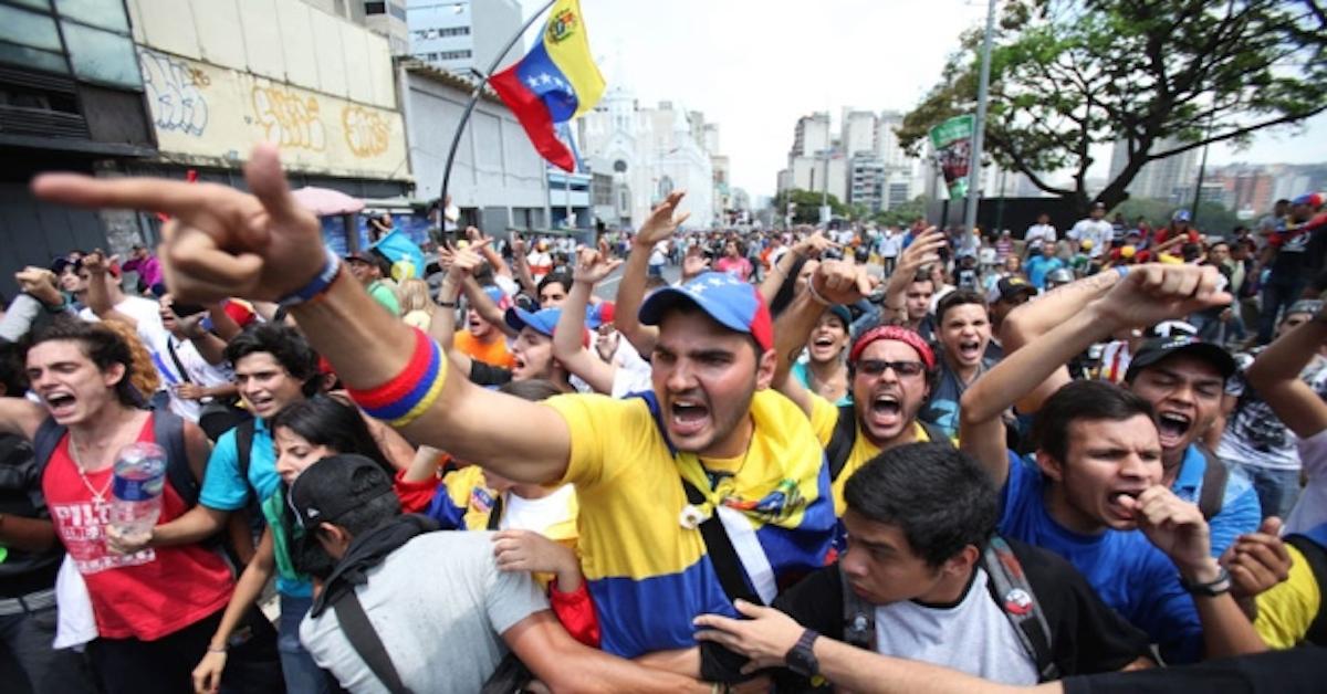 För sent för dialog och försoning i Venezuela?