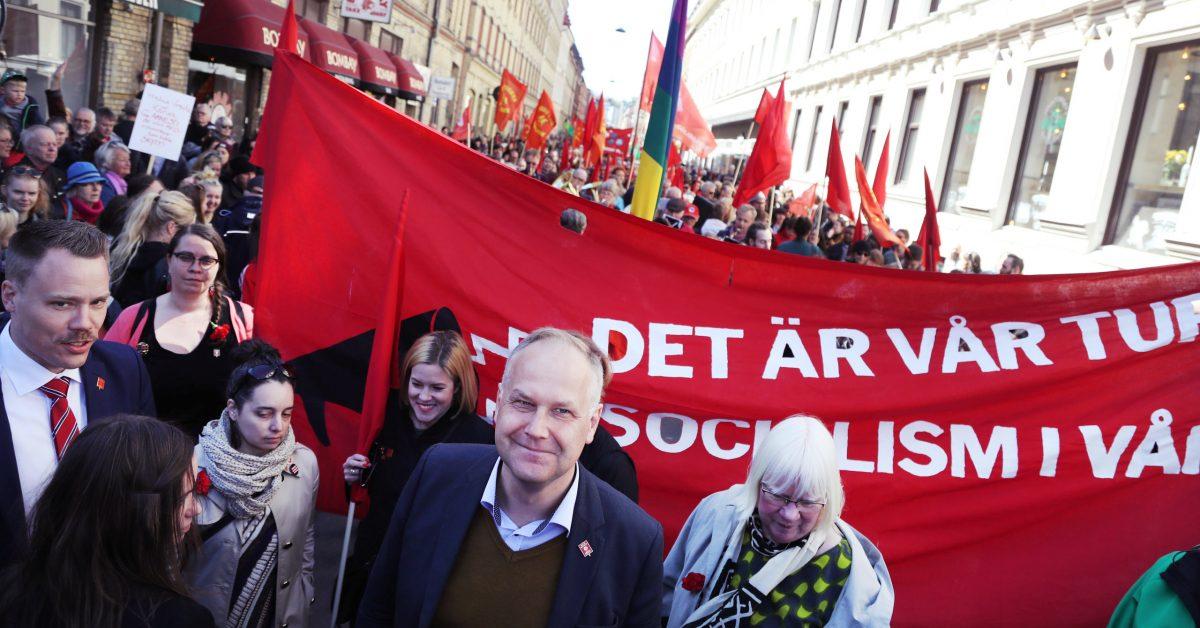 """Vad vi kan lära av hotet om """"Sovjet-Sverje"""""""
