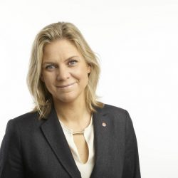 Välfärden först - Magdalena Andersson