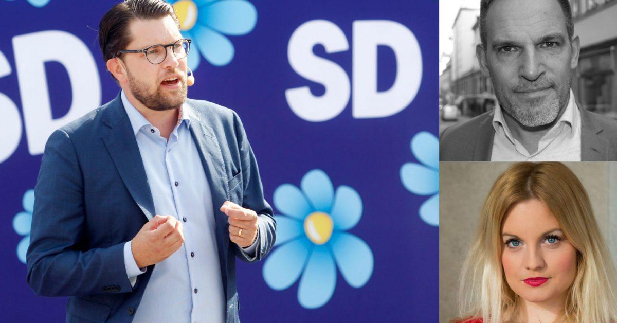 SD är ett arbetarfientligt parti