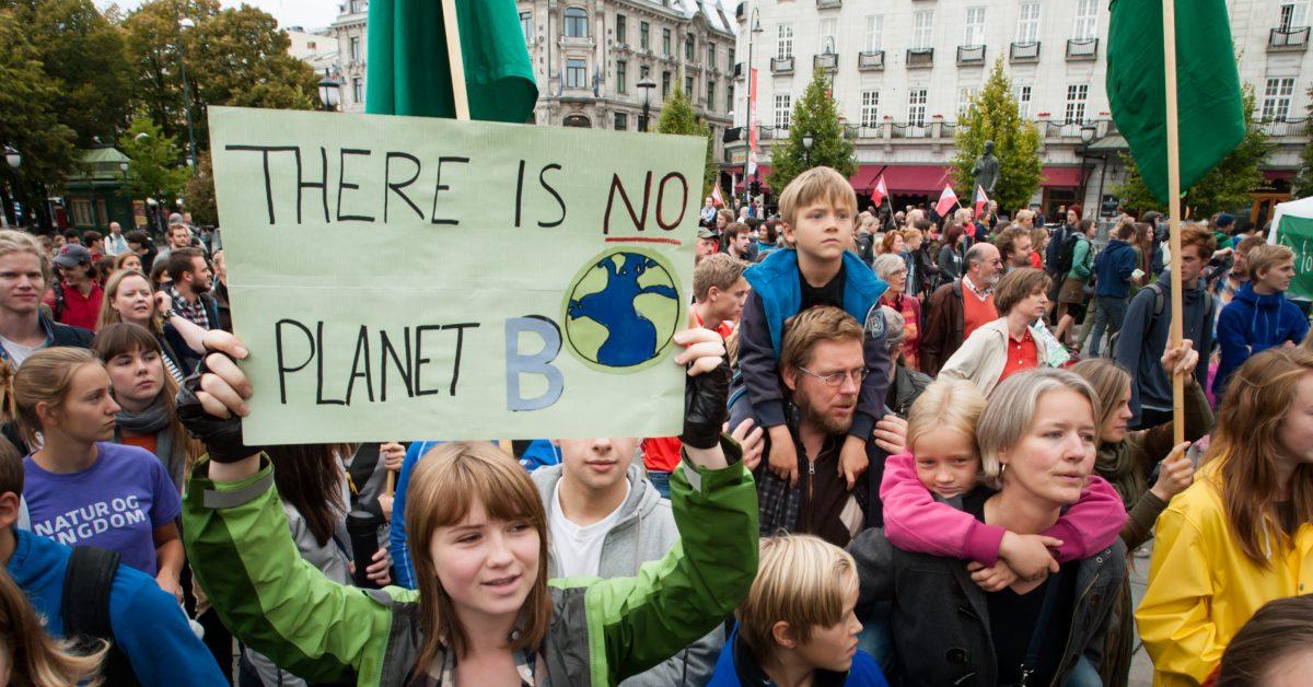 Sa ska europa mota klimathotet