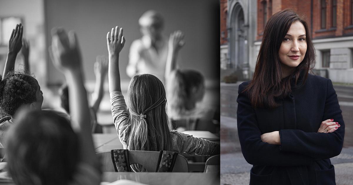 Jämlikheten kräver (mer) statlig skola!