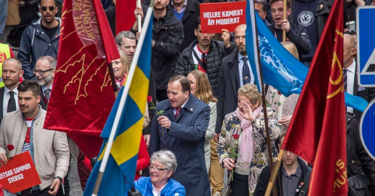 """""""Frihetsperspektiv bättre än vänsterpopulism för S framtid"""""""