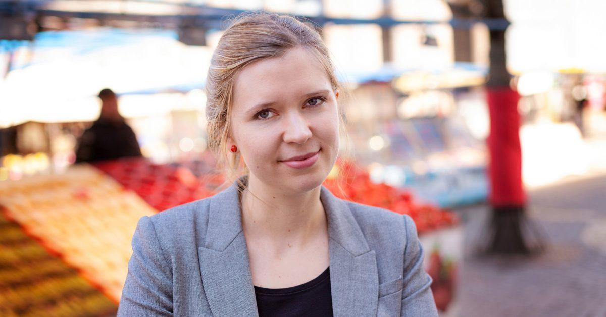 Tankesmedjan Tiden expanderar:  Amanda Schulin ny utredare & pressansvarig