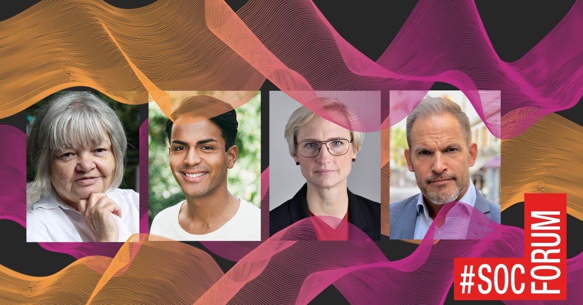 Tiden på SocForum 23 november: Progressiv realism – 2020-talets (S)var på klyftor och klimathot?