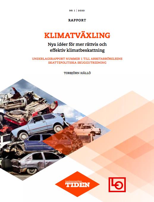 Klimatväxling: Nya idéer för mer rättvis och effektiv klimatbeskattning