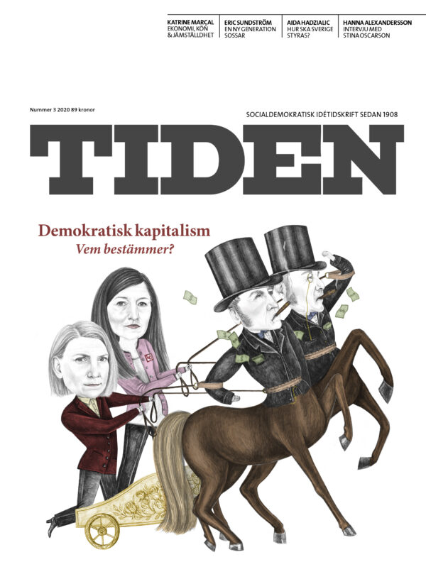 Tiden nr 3, 2020