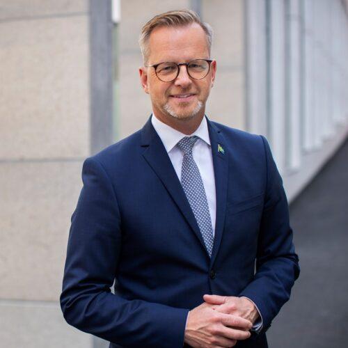 Människans trygghet är socialdemokratins mål - Mikael Damberg
