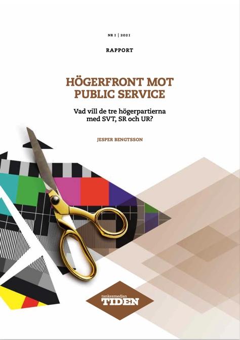Högerfront mot public service