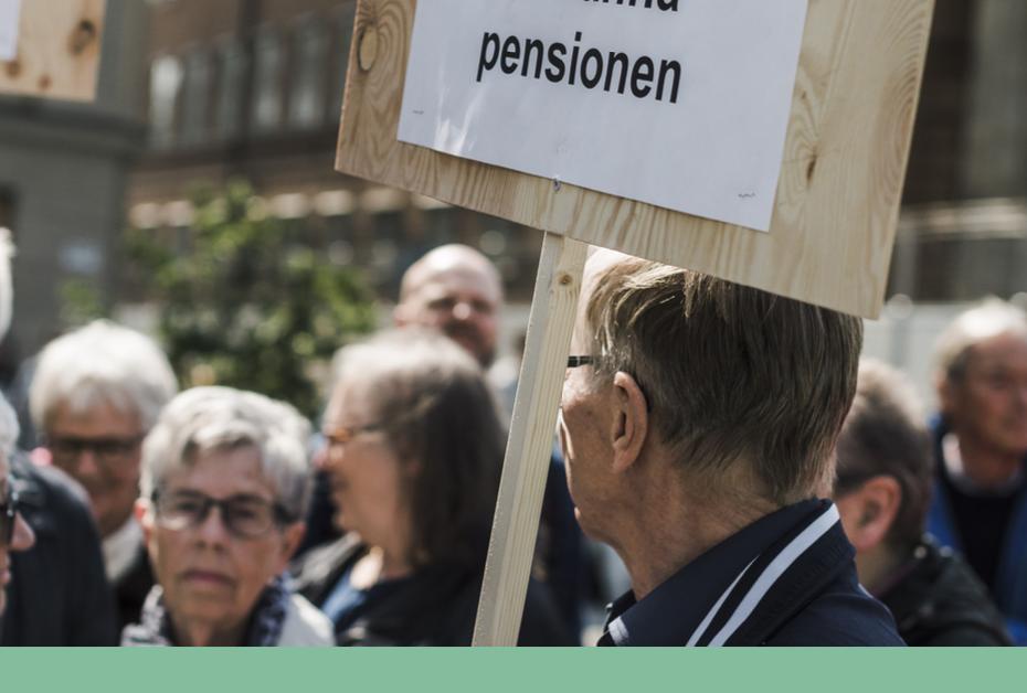 Höj den allmänna pensionen!