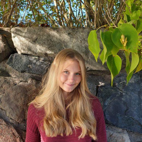 Klimathotet är existentiellt för min generation - Erika Frank